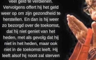 Geestelijk leiders bemoedigen Zoetermeer