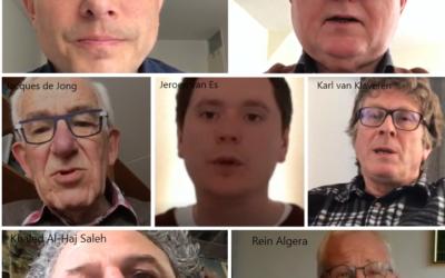 De geestelijke leiders en voorgangers boodschap voor bewoners van Zoetermeer