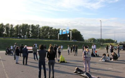 Zoetermeer kijkt terug op een geslaagde manifestatie voor vrede