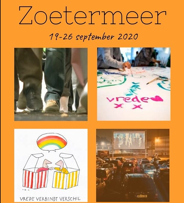Vredesweek 2020: 19-26 september