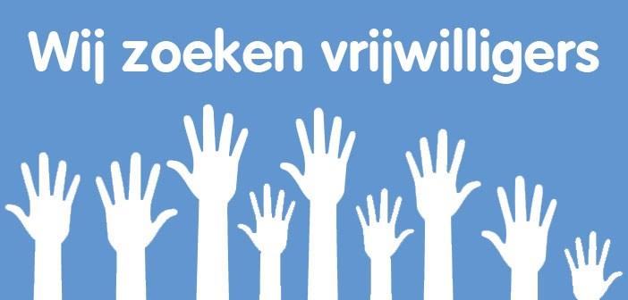 Vredesweek: Vrijwilligers gezocht